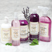 Lavender Mint Hand Soap & Lotion