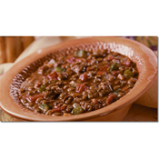 Sausage Lentil Soup Glam