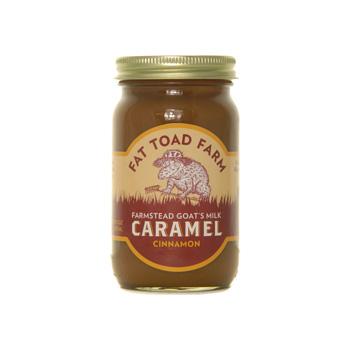 Farmstead Goat's Milk Cinnamon Caramel