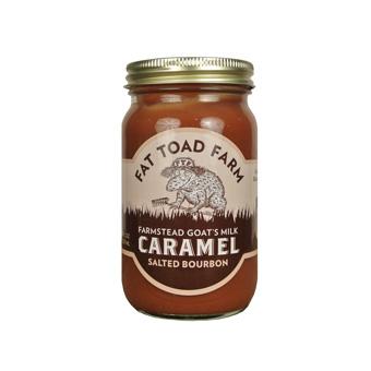 Farmstead Goat's Milk Salted Bourbon Caramel