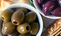 Olives & Garnishes