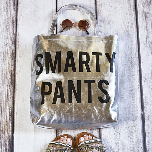 Smarty Pants Tote
