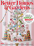 DECEMBER 2018 Better Home and Garden Magazine