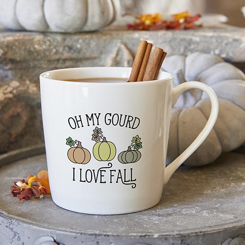 SIPS Fall Cafe Mug