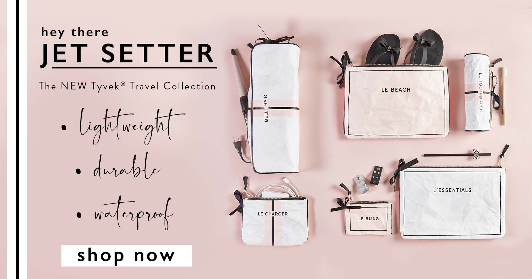 Shop Tyvek Travel Collection