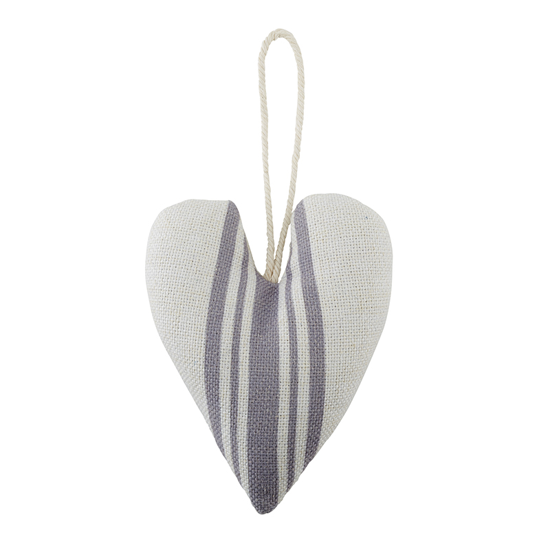 Heirloomed Keepsake - Grey Heart