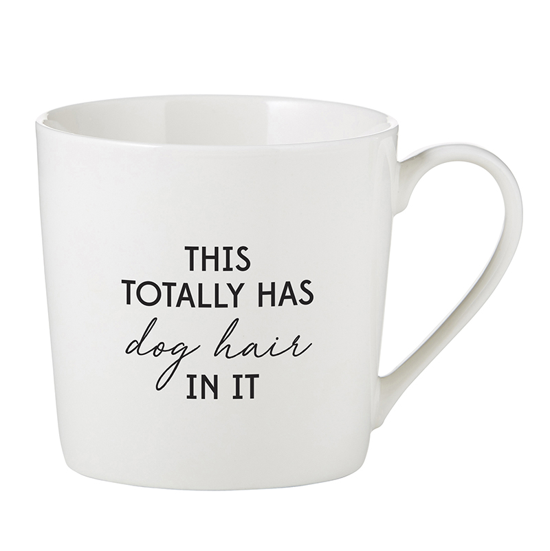 Café Mug - Dog Hair