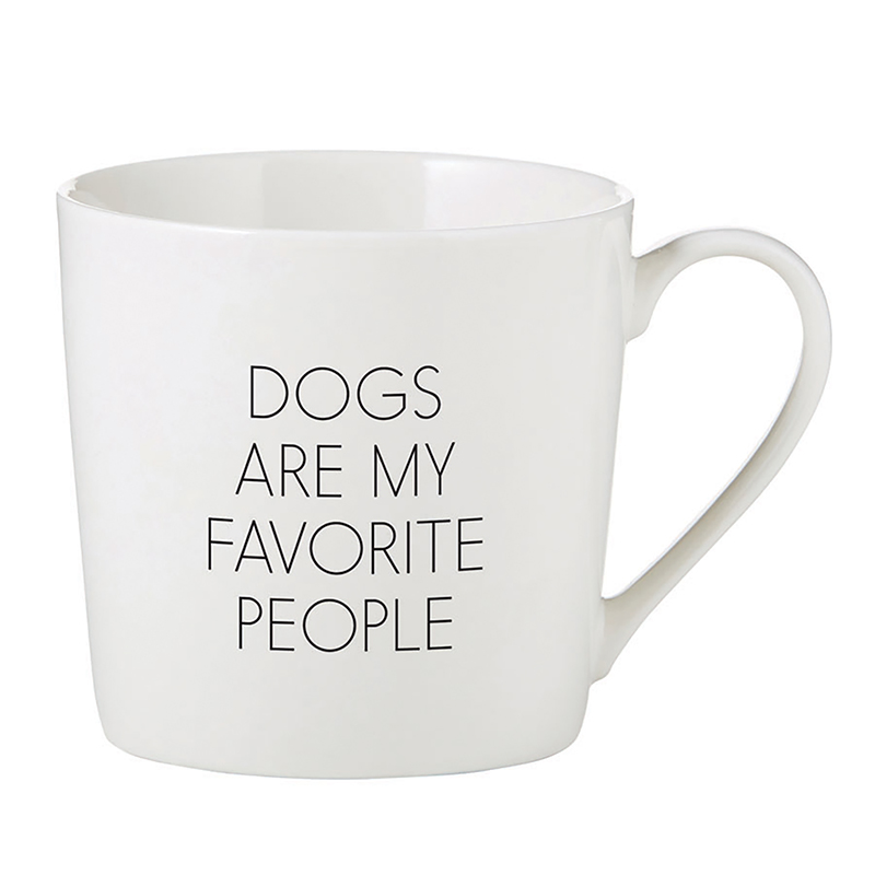 Café Mug - Favorite People