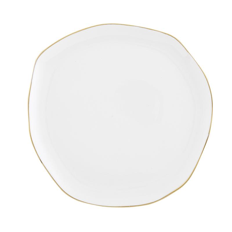 Ceramic Tray - Medium - White