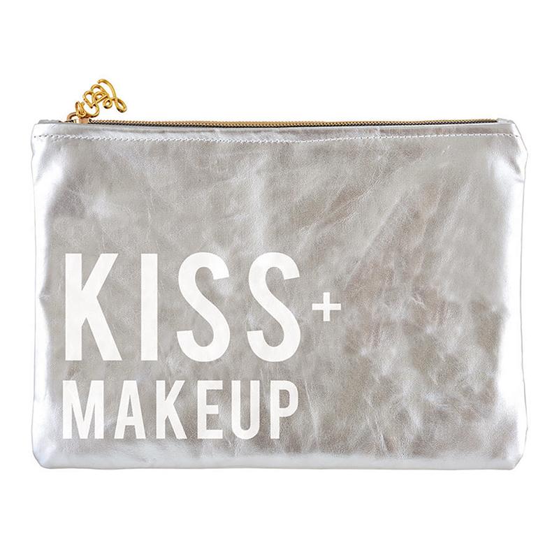 Platinum Pouch - Kiss + Makeup