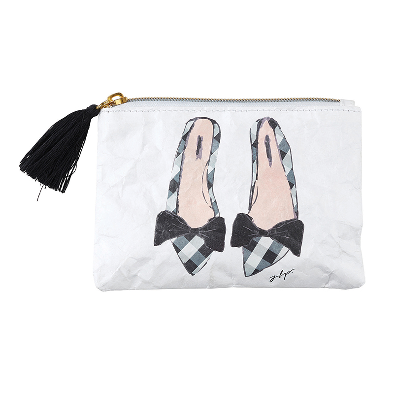 Coin Purse - Pink Shoes