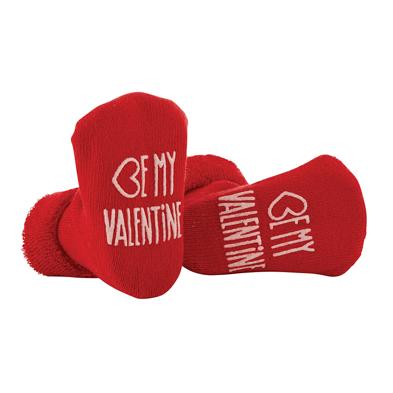Socks - Be My Valentine, 3-12 months