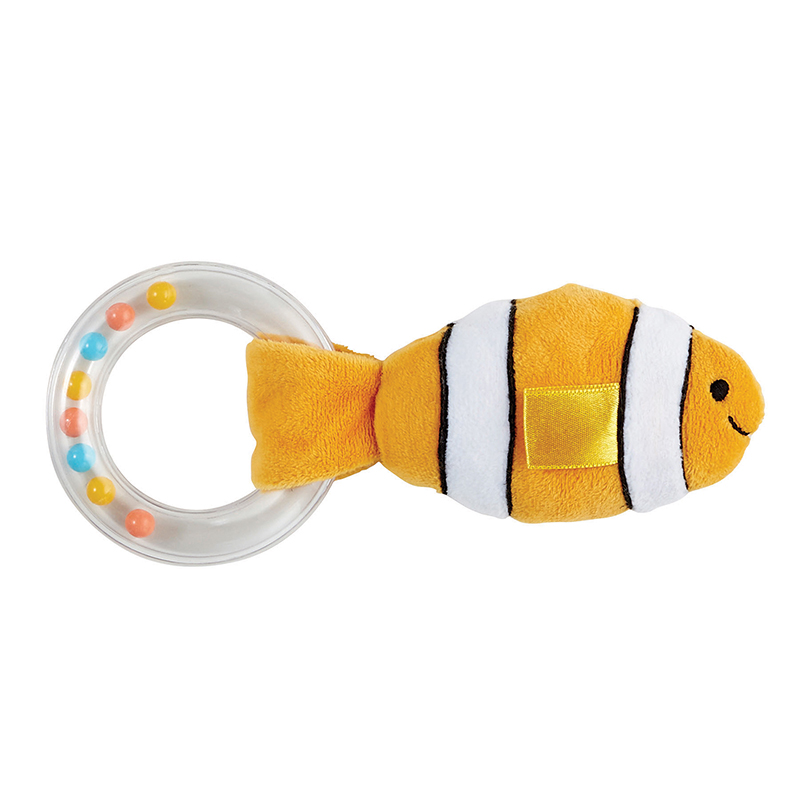 Teether - Fish Rattle