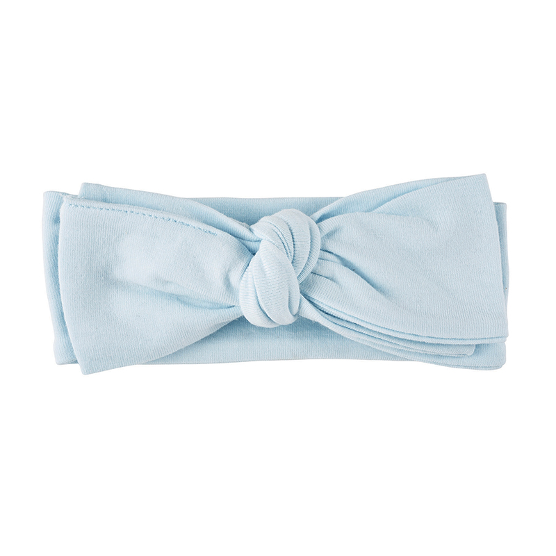 Bow Wrap Blue 3-12 months