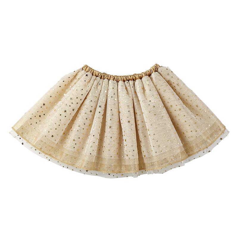 TuTu Skirt - Gold, 6-18 months