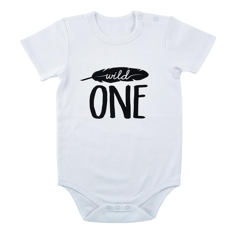 Snapshirt - Wild One, 6-12 months