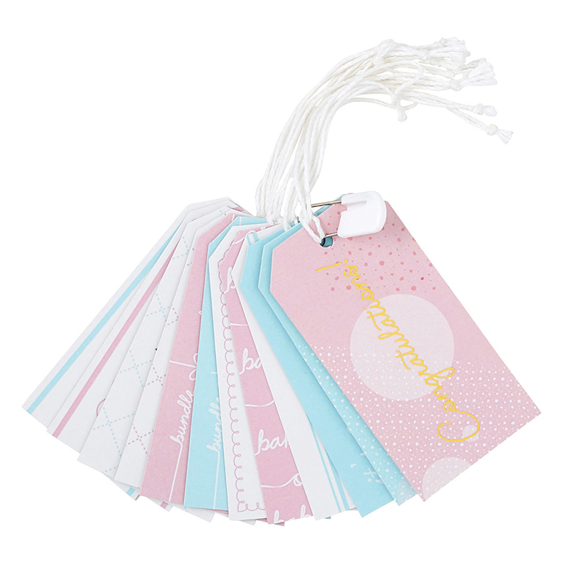 Infant Gift Tags - Set of 12