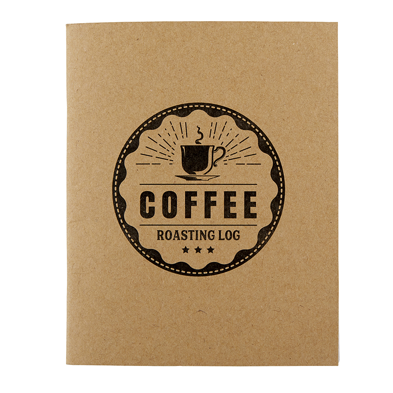 Coffee Roasting Log Book
