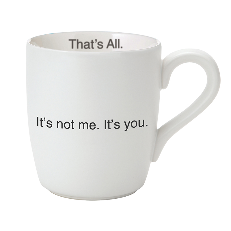 That's All® Mug - It's You