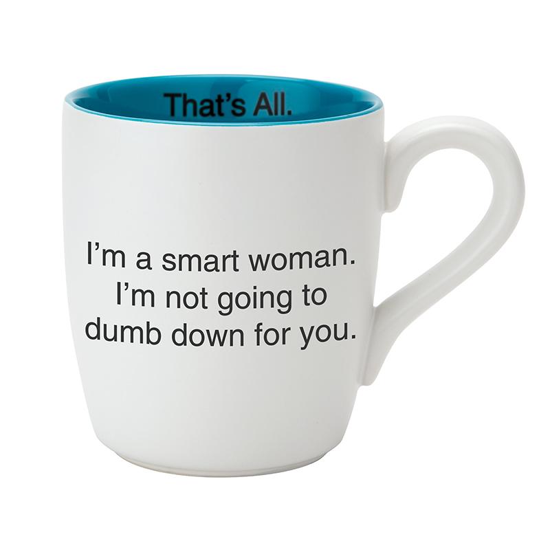 That's All® Mug - Smart Woman