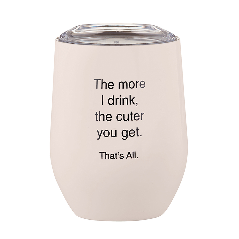 That's All® Stemless Wine Tumbler - Cuter
