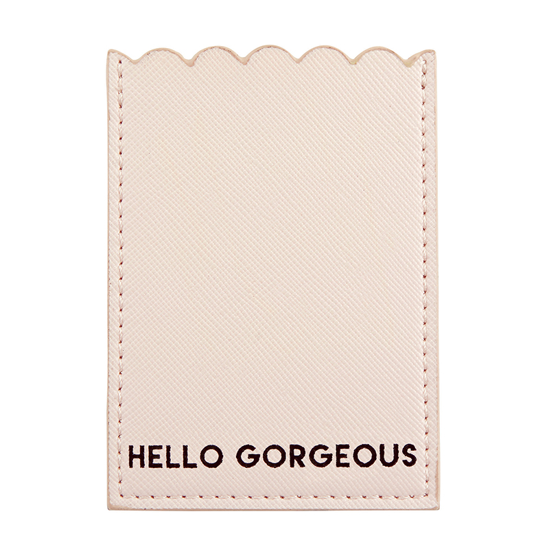 Phone Pocket - Hello Gorgeous
