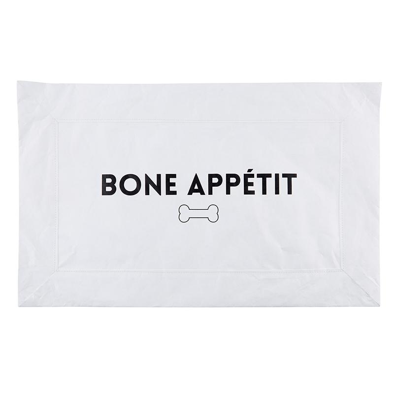 Tyvek Pet Mat - Bon Appetit