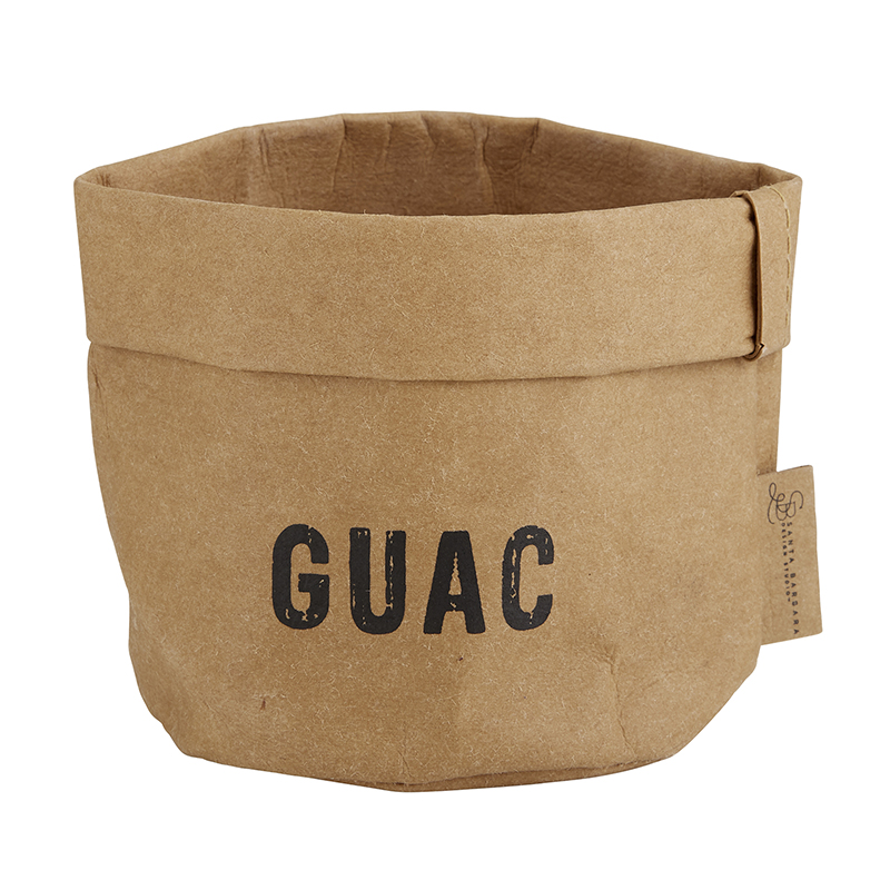 Washable Paper Holder - Small - Guac