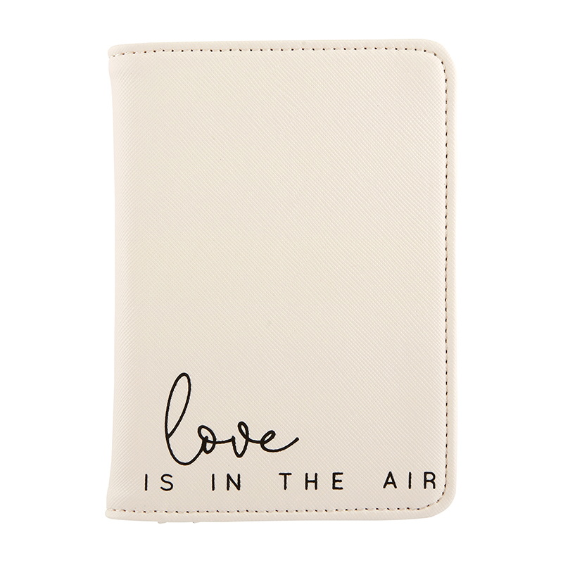 Passport Holder - Love is in the Air