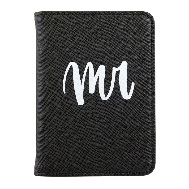 Passport Holder - Mr.