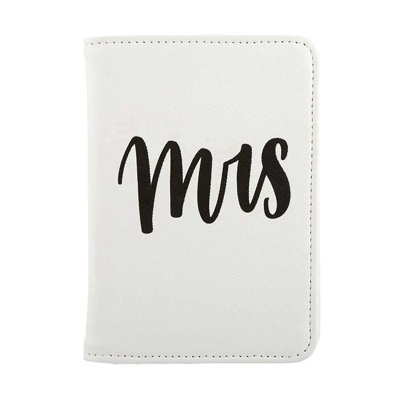 Passport Holder - Mrs.