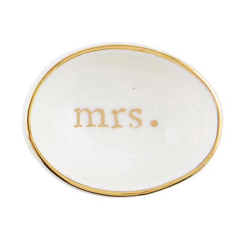 Ring Dish - Mrs.