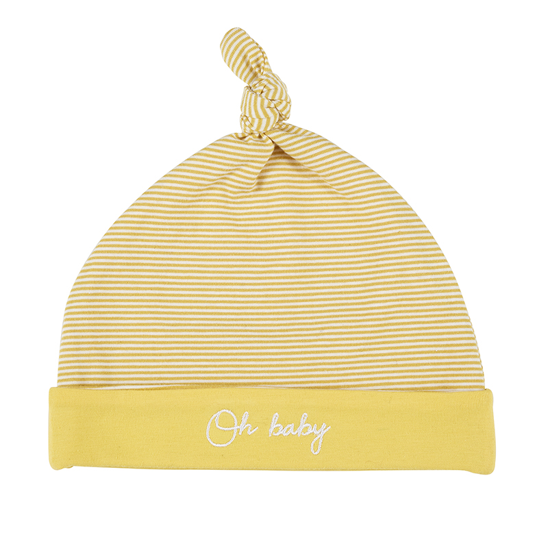 Knit Cap - Oh Baby, 6-12 months