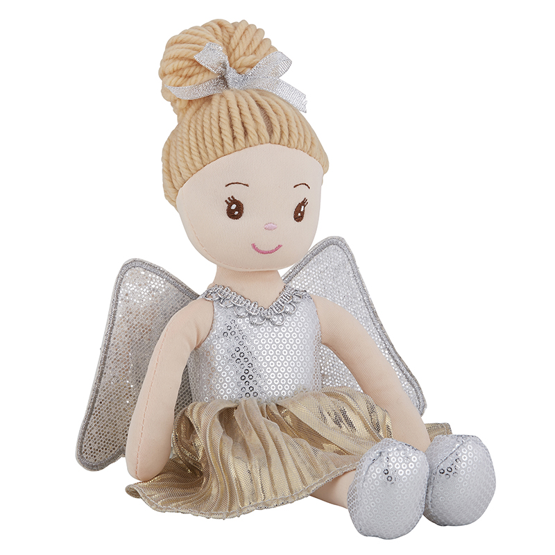 Angel Doll - Silver