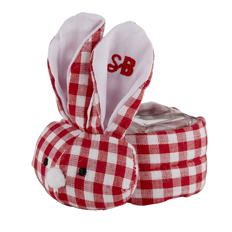 Boo-Bunnie® - Red Gingham