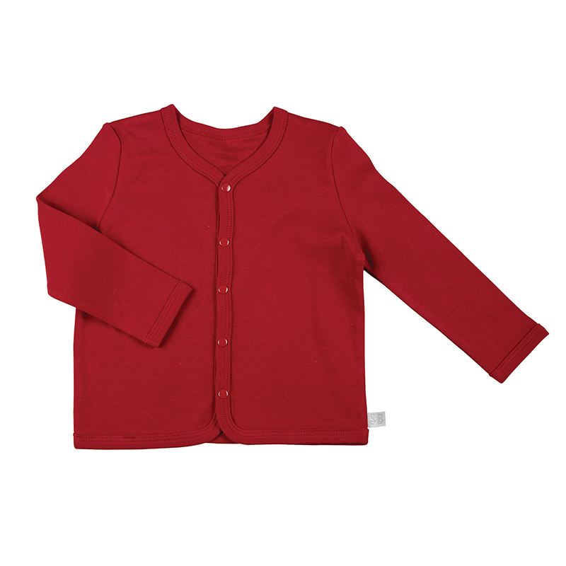 Cardigan - Red, 6-12 months
