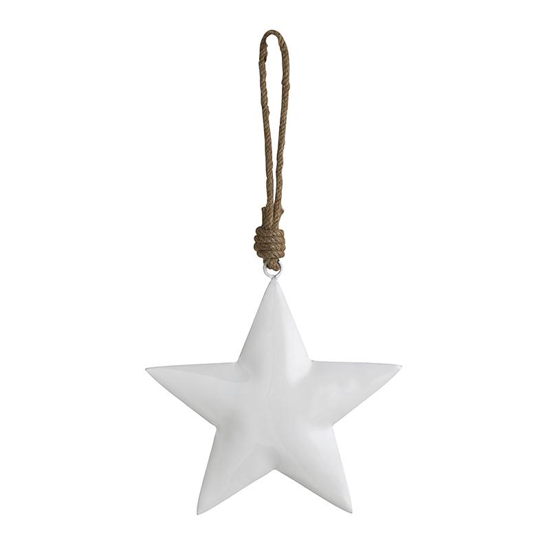 Enamel - White Star