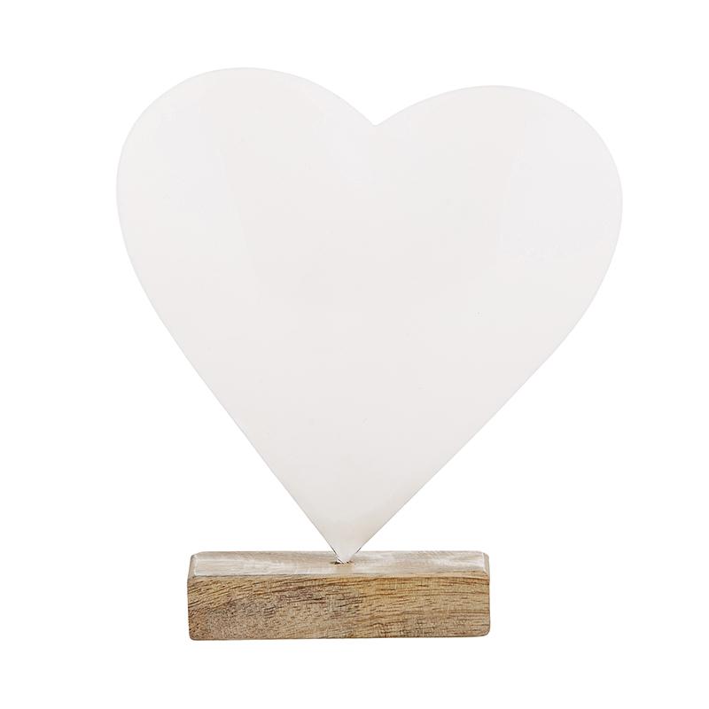 Enamel Stand - Heart