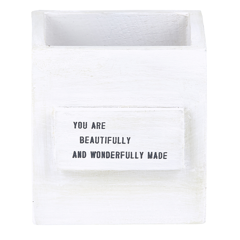 Face to Face Nest Box - You Are Beautifully And Wonderfully Made