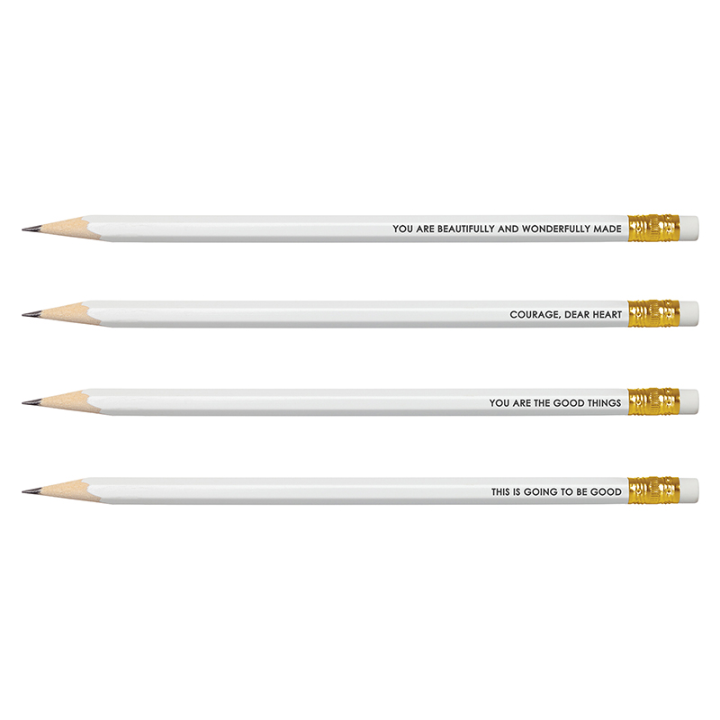 Face to Face Pencil Set - You Are Beautifully And Wonderfully Made