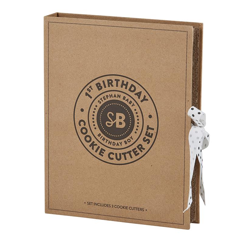 Carboard Box - Birthday Boy