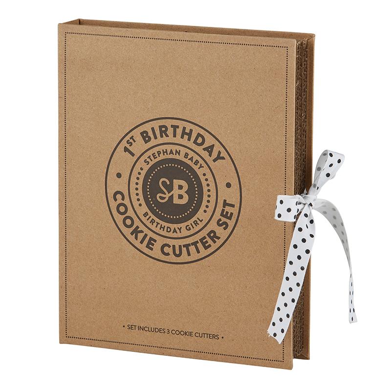 Cardboard Box - Birthday Girl