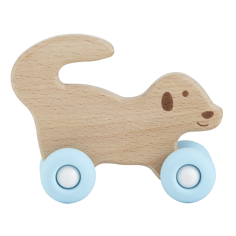 Silicone Toy - Dog