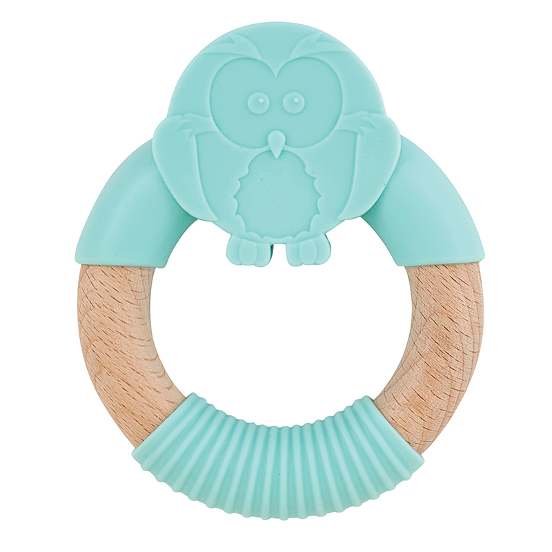 Silicone Teether - Owl