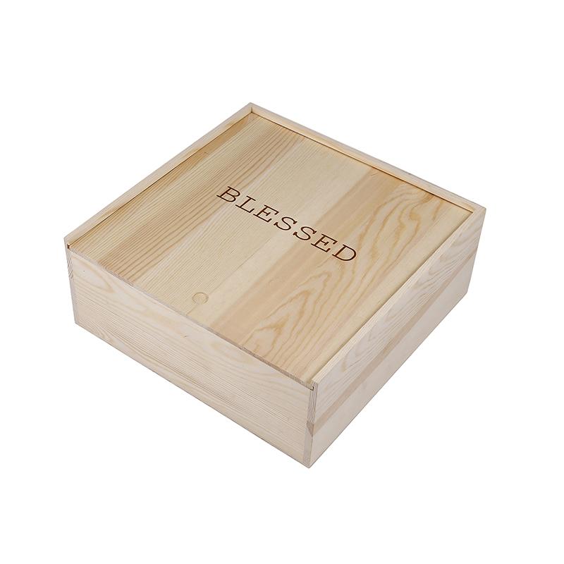 Keepsake Box - Blessed