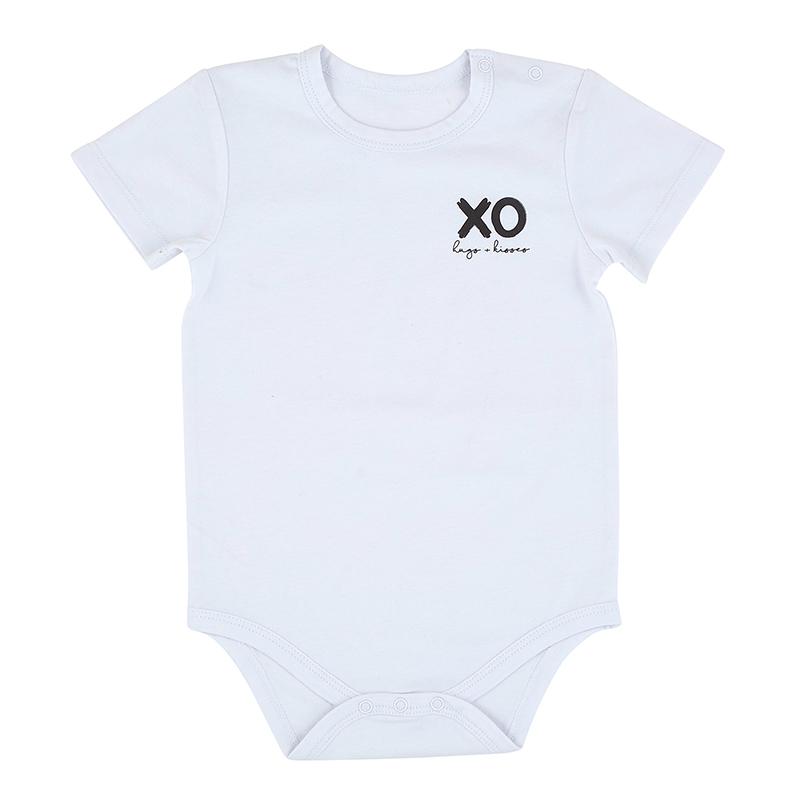Snapshirt - XO White