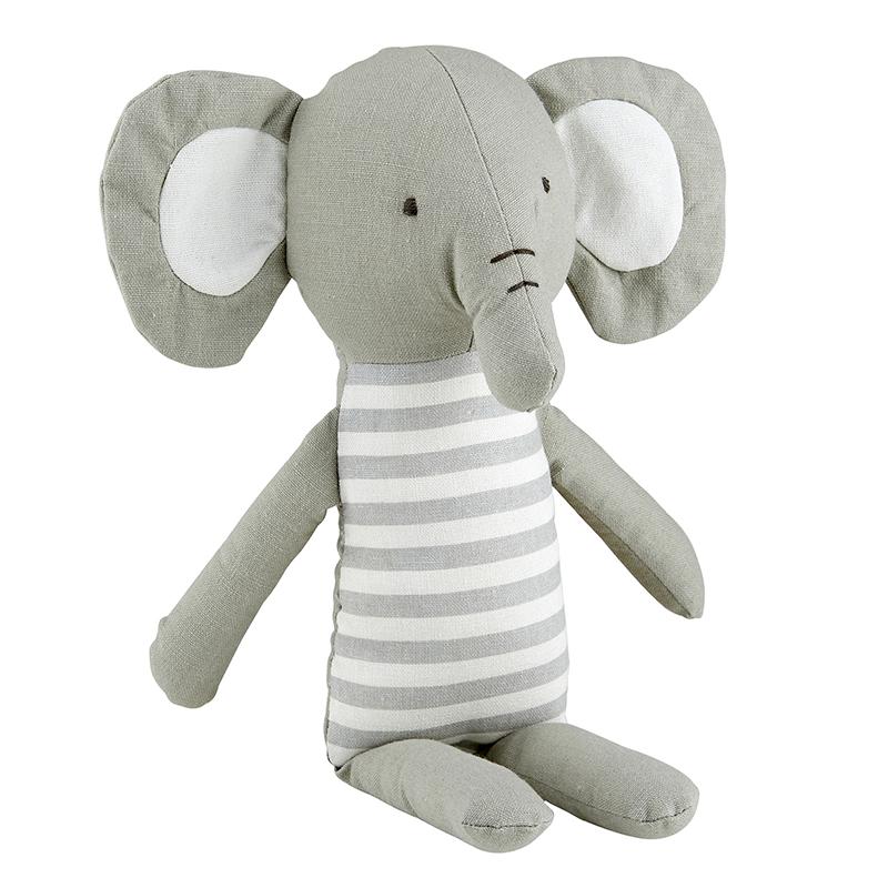 Toy - Striped Elephant