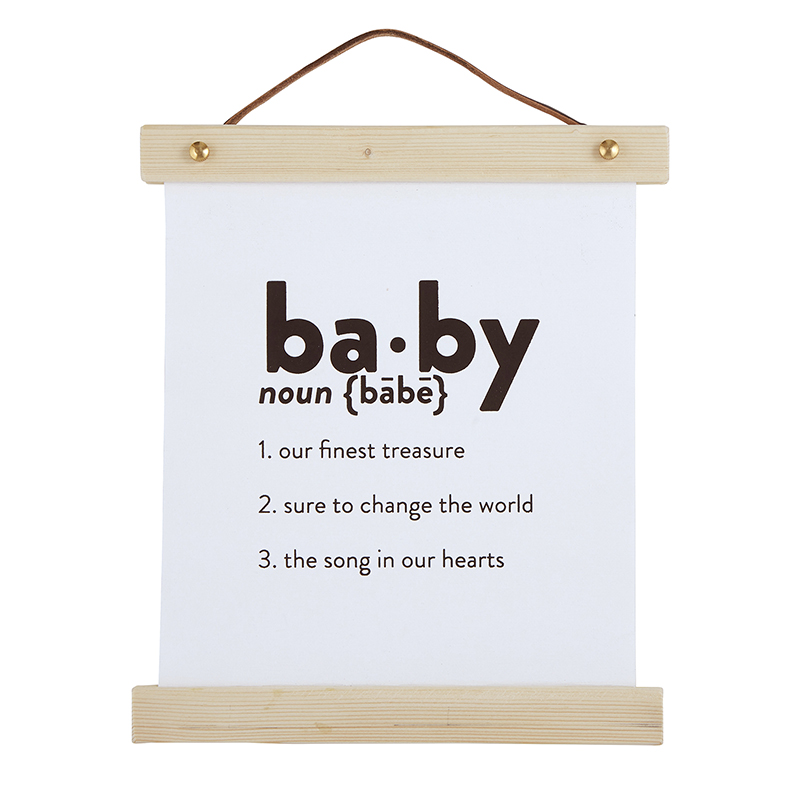 Canvas - Baby