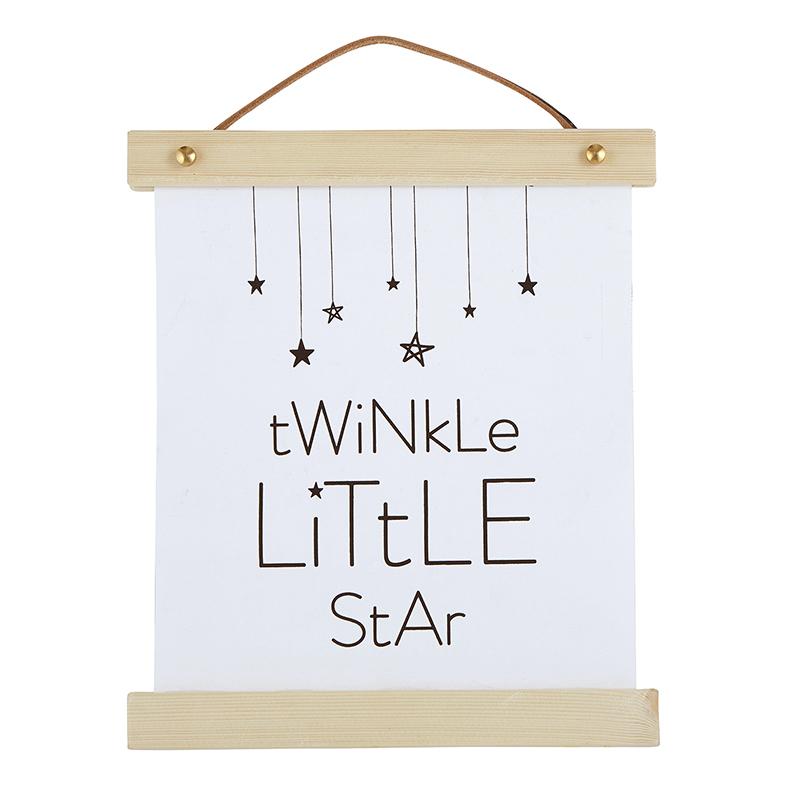 Canvas - Twinkle Little Star