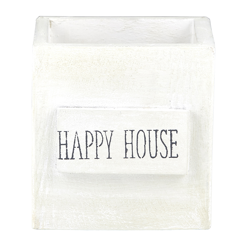 Face to Face Nest Box - Happy House